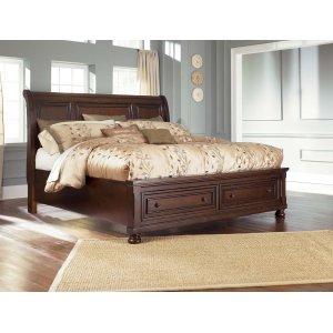 Ashley Furniture King/cal King Storage Ftbd