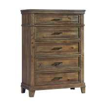 Drawer Chest, 5 Drawer