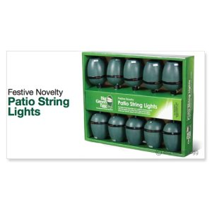 Big Green EggPatio String Lights