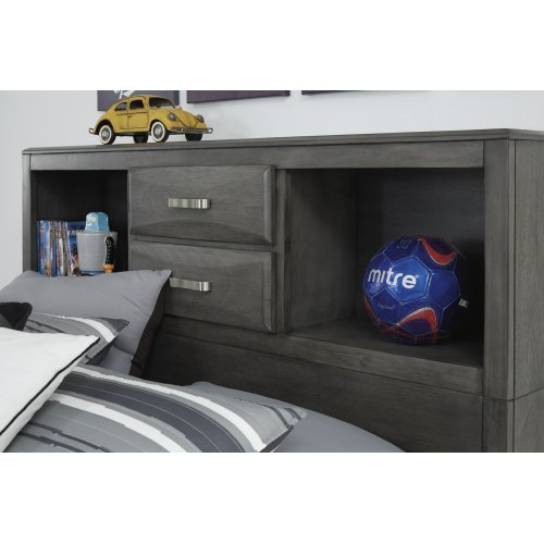 Full Storage Headboard