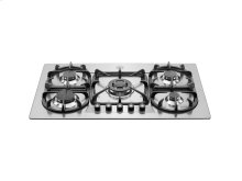 36 Cooktop 5-burner Stainless
