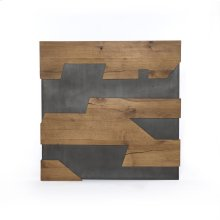 Cabrini Wall Panel-gunmetal