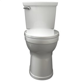 Champion 4 MAX Tall Height Round Front 1.28 gpf Toilet - White