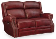 Living Room Carlisle Power Motion Loveseat w/ Power Headrest Product Image