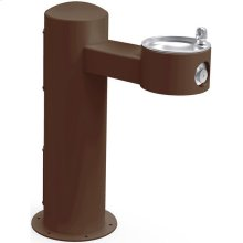 Elkay Outdoor Fountain Pedestal Non-Filtered Non-Refrigerated, Brown