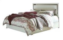 Brillaney - White 2 Piece Bed Set (King)