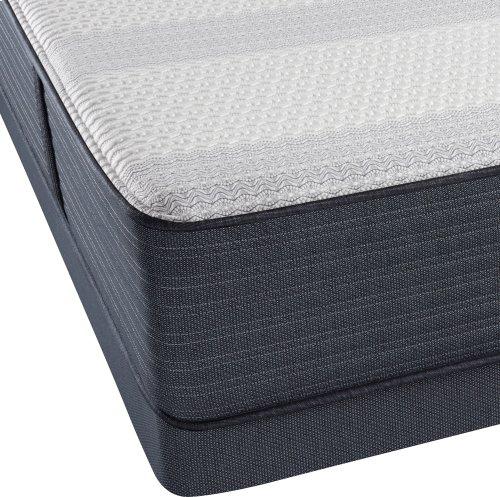 BeautyRest - Platinum - Hybrid - Thiessen Road - Plush - Tight Top - King