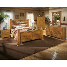 Bittersweet Bedroom Set (King)