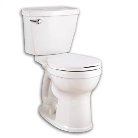 Champion Right Height Round Front Toilet - 1.6 GPF - White