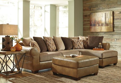 Declain - Sand 2 Piece Sectional