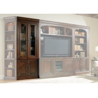 Home Office European Renaissance II Glass Door Bookcase Product Image