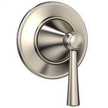 Silas Three-Way Diverter Trimwith Off - Brushed Nickel