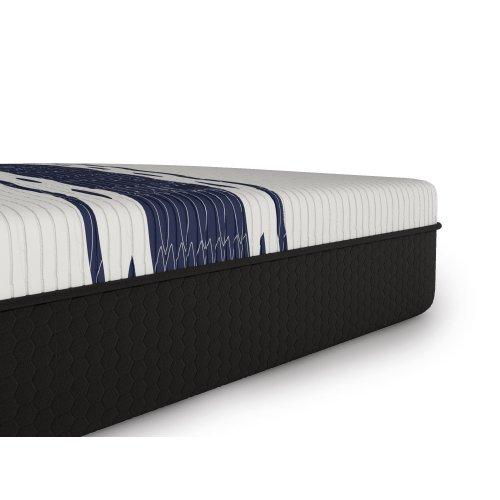 "Dr. Greene - 12.5"" Copper Foam Hybrid - Bed in a Box - Plush - Hybrid - Tight Top - Cal King"