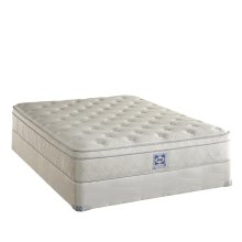 Sealy Normandy Plush Euro Top Mattress
