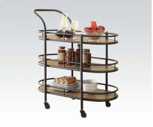 Barros Serving Cart