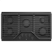 """36"""" Built-In Gas Cooktop with 5 Burners and Dishwasher Safe Grates"""