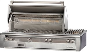 """56"""" ALXE Deluxe Built-in Grill with Sear Zone"""