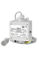 Snow/Ice Melt All-In-One Control Unit, for roofs w/ 10ft remote gutter sensor, 115/230VAC, 30 amps Product Image