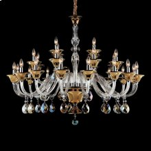 Rundale 28 Light Chandelier