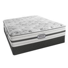 Beautyrest - Platinum - Hybrid - Brittany - Firm - Tight Top - Cal King
