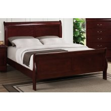LP Cherry King Bed