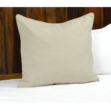 Clarin Natural 2Pc Euro Sham Set