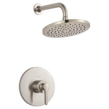 Studio S Shower Trim Kit  American Standard - Brushed Nickel