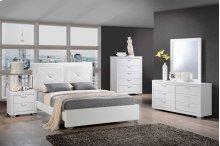 Brahma White Dresser