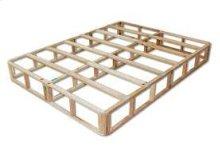"9"" Common Full Box - Wood Foundation"