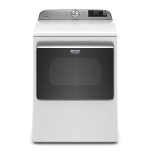 MaytagSmart Capable Top Load Gas Dryer with Extra Power Button - 7.4 cu. ft.