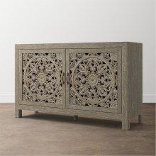 Antiquities Fusion Two Door Cabinet