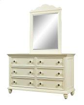 Meadowbrook Dresser (Wht)
