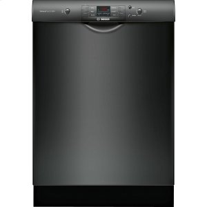 Bosch100 Series Dishwasher 24'' Black, XXL SHEM3AY56N