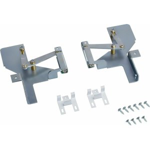 "Bosch18"" Dishwasher Accessory Hinge for 4"" Toekick Height Installation"
