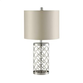 Contemporary Light Gold Table Lamp