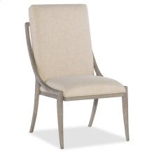 Dining Room Affinity Slope Side Chair