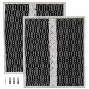 "BroanType Xb Non-Ducted Replacement Charcoal Filter 14.624"" x 9.883"" x 0.500"""