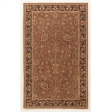 Medium Rug Hensley - Rust Collection Ashley at Aztec Distribution Center Houston Texas