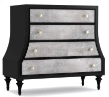 Bedroom Epoque Eglomise Bachelors Chest