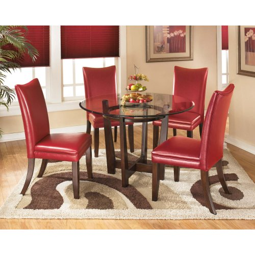 Charrell Multi 5 Piece Dining Room Set