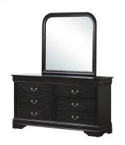 Louis Philippe Black Dresser Product Image