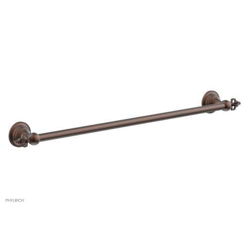 COURONNEMAISON Towel Bar 163-71 - Weathered Copper