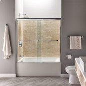 Studio 60x30-inch Bathtub - Above Floor Rough-in with Built-in Apron - Left Drain  American Standard - White