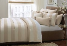 9pc Queen Comforter Set Sand