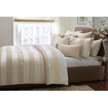 9pc Queen Comforter Set Sand