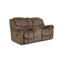 Rocking Console Loveseat