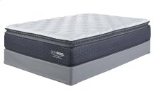 Ashley Pillow top Mattress and Foundation