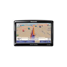 """Strada Portable Mobile Navigation System with 5"""" LCD Screen & GPS Assist"""