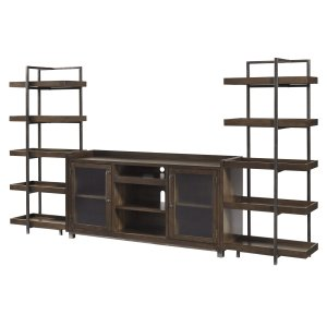 Ashley FurnitureSIGNATURE DESIGN BY ASHLEYXL TV Stand w/Fireplace Option