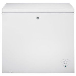 GE®7.0 Cu. Ft. Manual Defrost Chest Freezer